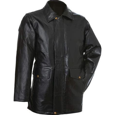 Patchwork Jacket Mens - mens black patchwork leather jacket with brass hardware