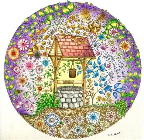 secret garden colouring book kmart 843802fb1d1cc3843b1303e7337434a6 jpg 640 215 625 coloring