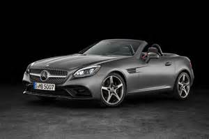 mercedes new car mercedes slc revealed a new name and a new for slk