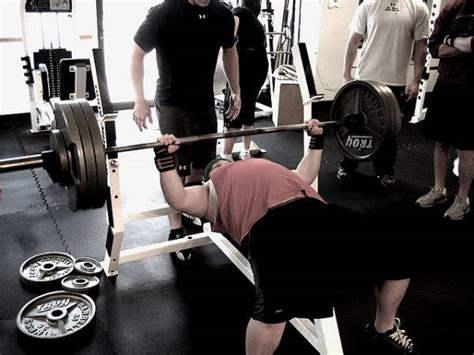 who invented the bench press how the flat bench came to be breaking muscle