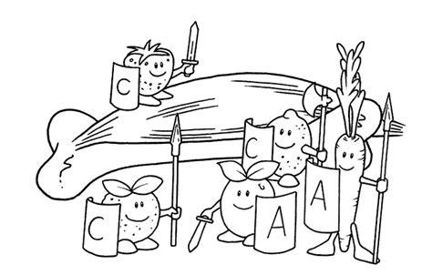disegni sull alimentazione midisegni it disegni da colorare per bambini
