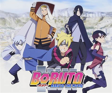 regarder film boruto vostfr le bluray du film anime boruto naruto the movie oav
