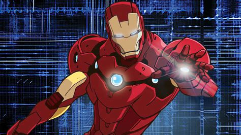 iron man rise technovore iron man rise