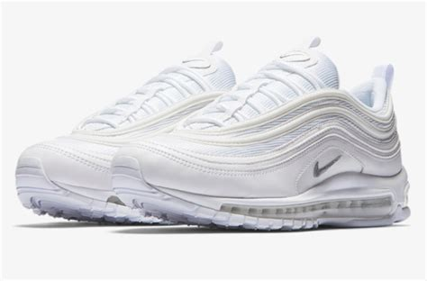 Nike Air Max Bubbleguard Ori official images nike air max 97 white