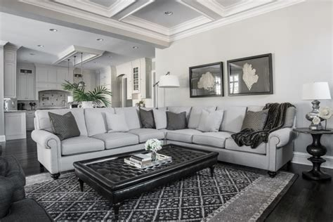 beautiful gray living rooms beautiful gray traditional living room other by