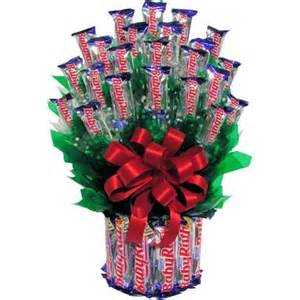 Candy Bouquets Pin Candy Bouquets Baskets And More Cake On Pinterest