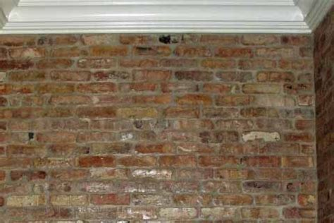 faux chicago brick wall tiles for kitchen back splashes