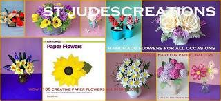 How To Make 100 Paper Flowers - how to make 100 paper flowers paperblog