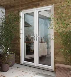 Patio Doors With Door Dreamvu Doorset Softwood Patio Doors