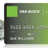 H And R Block Gift Card Balance - h r block debit card review