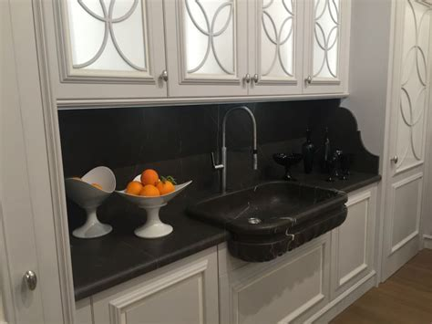 black and white backsplash black and white kitchenn design with marble countertop and
