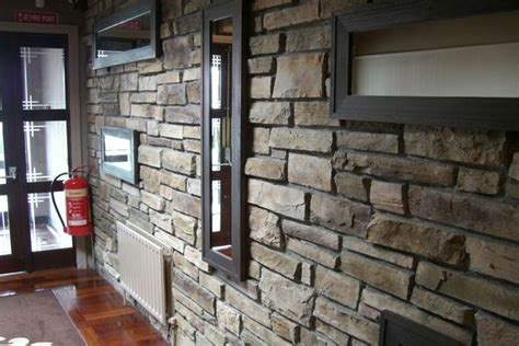 interior rock wall interior wall remodeling