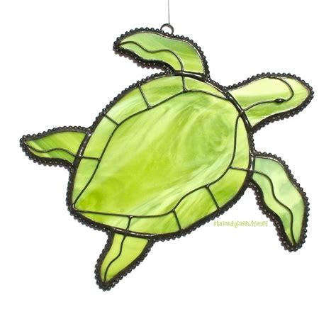 stained glass turtle l 17 best images about stained glass turtles on pinterest