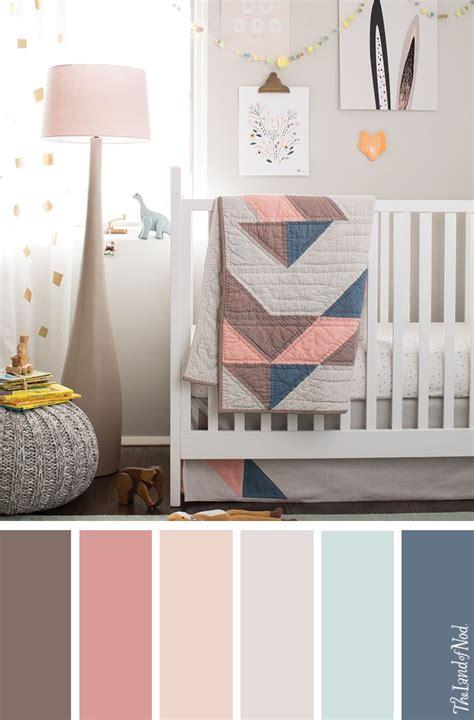 nursery color schemes best 25 nursery color schemes ideas on color