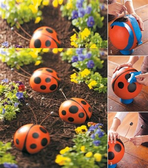 how to find ladybugs in your backyard diy bowling ball ladybugs home design garden