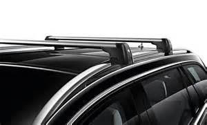 Mercedes Roof Rack Mercedes Oem Roof Rack Cross Bars Basic Carrier Glc