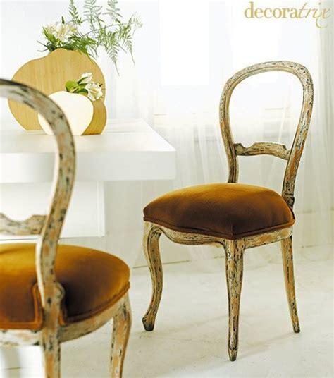 imagenes sillas antiguas recuperar sillas antiguas