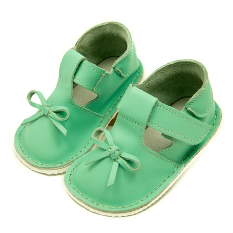 Handmade Shoes For Babies - corela mint green handmade soft leather shoes