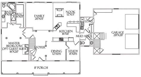 Discussion House Floor Today - cape cod house plans traditional practical and