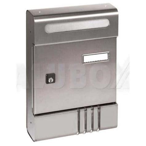 cassetta postale alubox cassetta lettere da esterno se alubox