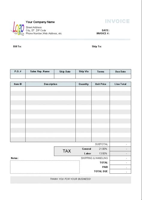 sole trader business plan template sole trader invoice template nz invoice exle