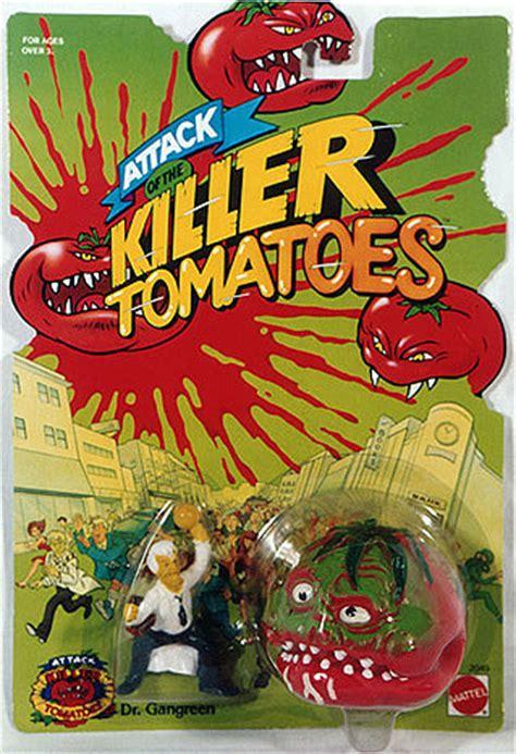 killer tomato toys attack of the killer tomatoes toys www pixshark