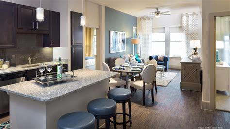 Apartments In West Houston Katy Kaplan Management To Open New District At Memorial Luxury