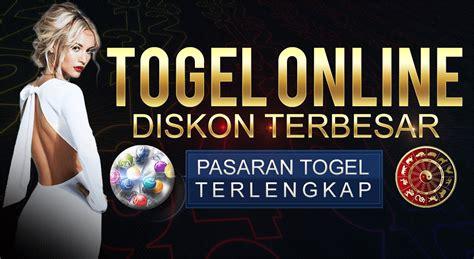 bandar togel terpercaya indonesia