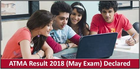 Atma Mba Cet Result by Mba 2018 Notification Papers Study Material