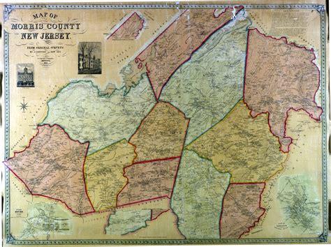 map of morris county new jersey morris county nj map laminatoff