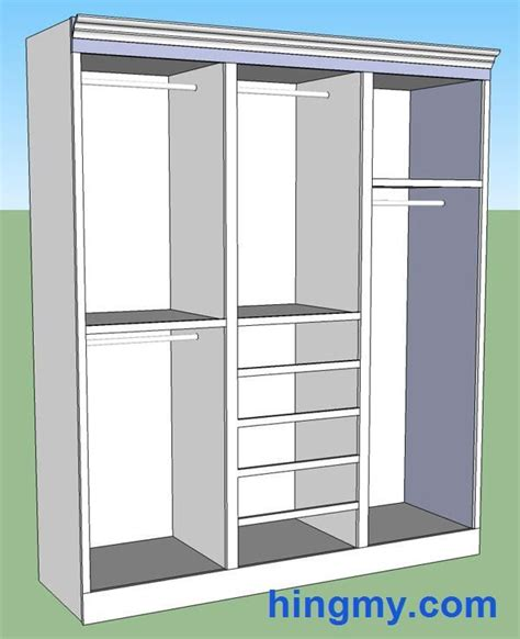 Build A Wardrobe Closet From Scratch by 25 Best Ideas About Building A Closet On