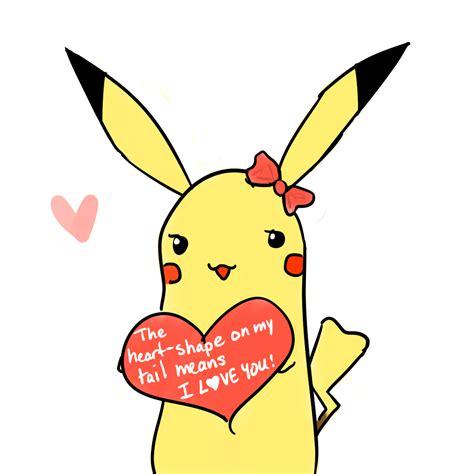 pikachu valentines pikachu valentines by acidicfishes on deviantart