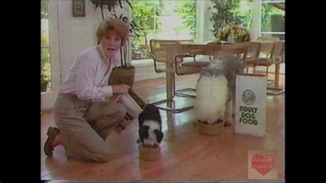 puppy chow commercial puppy chow television commercial 1986