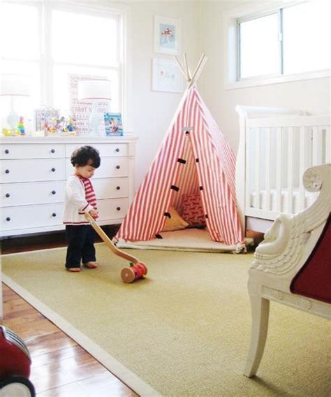 to play in the bedroom wigwam tents blending playroom ideas into cozy