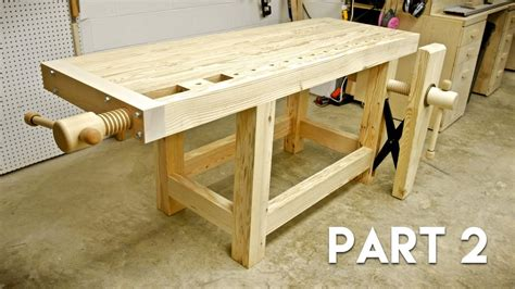 how to build a woodworking bench how to build a woodworking workbench part 2 attachment diy craft ideas crochet