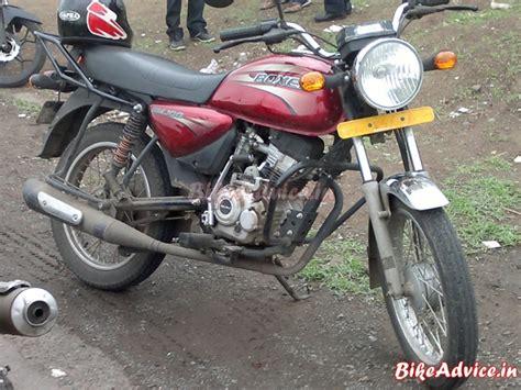 Boxer Modify Bike Pic by Spied Bajaj Boxer Bm100 Testing In Pune