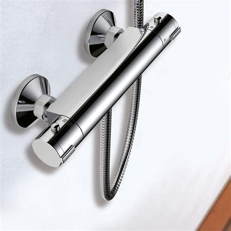 rubinetto doccia termostatico bagno rubinetto doccia cromo sanlingo miscelatore