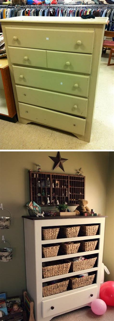 Repurpose Old Furniture by 20 Awesome Makeover Diy Projects Amp Tutorials To