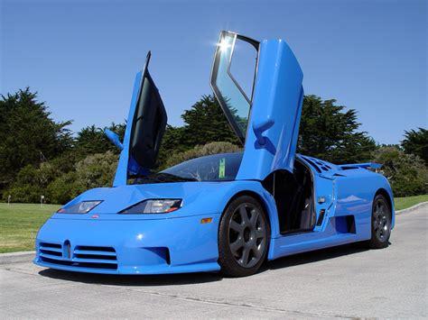 World Of Cars: Bugatti EB110