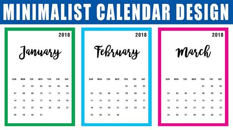 how to make calendar in photoshop how to make a calendar in photoshop cc calendar design