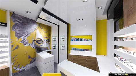 la ottica arredamento centro ottico vittuone negozio