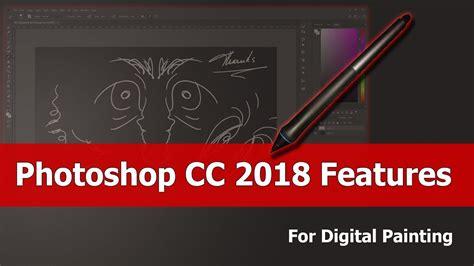 tutorial photoshop cc 2018 photoshop cc 2018 new features jayanam gamedev tutorials