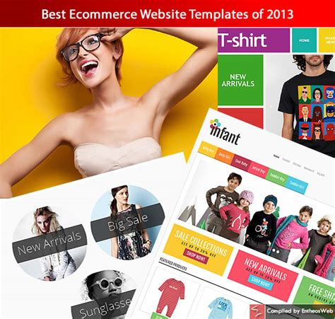 Best Ecommerce Website Templates Of 2013 Entheos Best Ecommerce Template