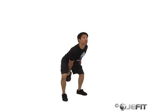 kettlebell one arm swing kettlebell one arm swing exercise database jefit