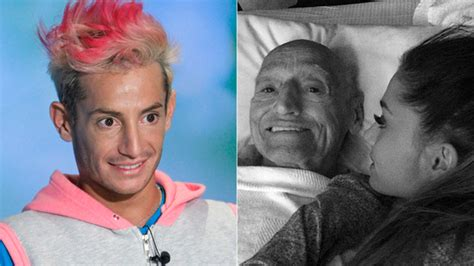 big brother 16 frankie grande offends contestants big brother 16 frankie grande s grandfather dies
