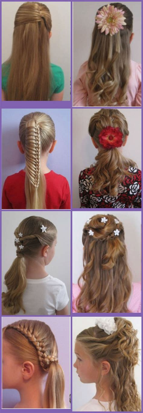 Simple School Hairstyle For Girls Formal Hairstyles For Teenage Hairstyles For School Teenage