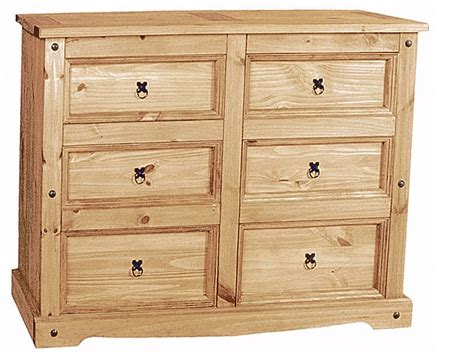 Chest Drawers Pine by Bedroom Pine Bedsides And Chest Of Drawers Homegenies