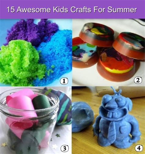 kid summer crafts 38 amazing ideas to make summer for and families