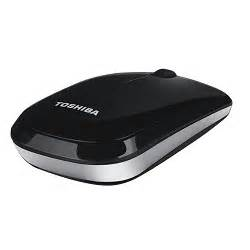 Mouse Wireles Toshiba wireless optical mouse w30 black toshiba