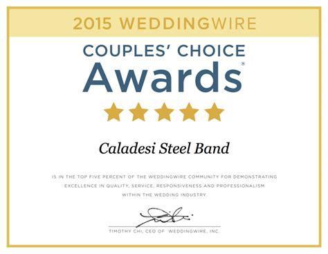 weddingwire network weddingwire s choice award 2015 caladesi